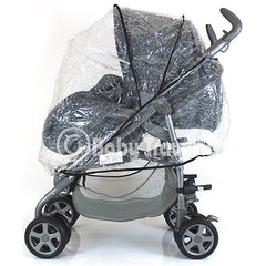 New Parm Pramette Raincover Fits Red Kite Pushchair Uno - Baby Travel UK  - 4