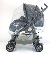 Inglesina Zippy Stroller & Pram Raincover - Baby Travel UK  - 4