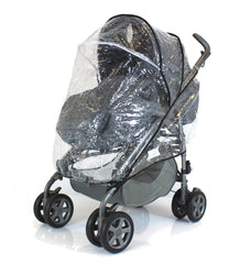 Inglesina Zippy Stroller & Pram Raincover - Baby Travel UK  - 5
