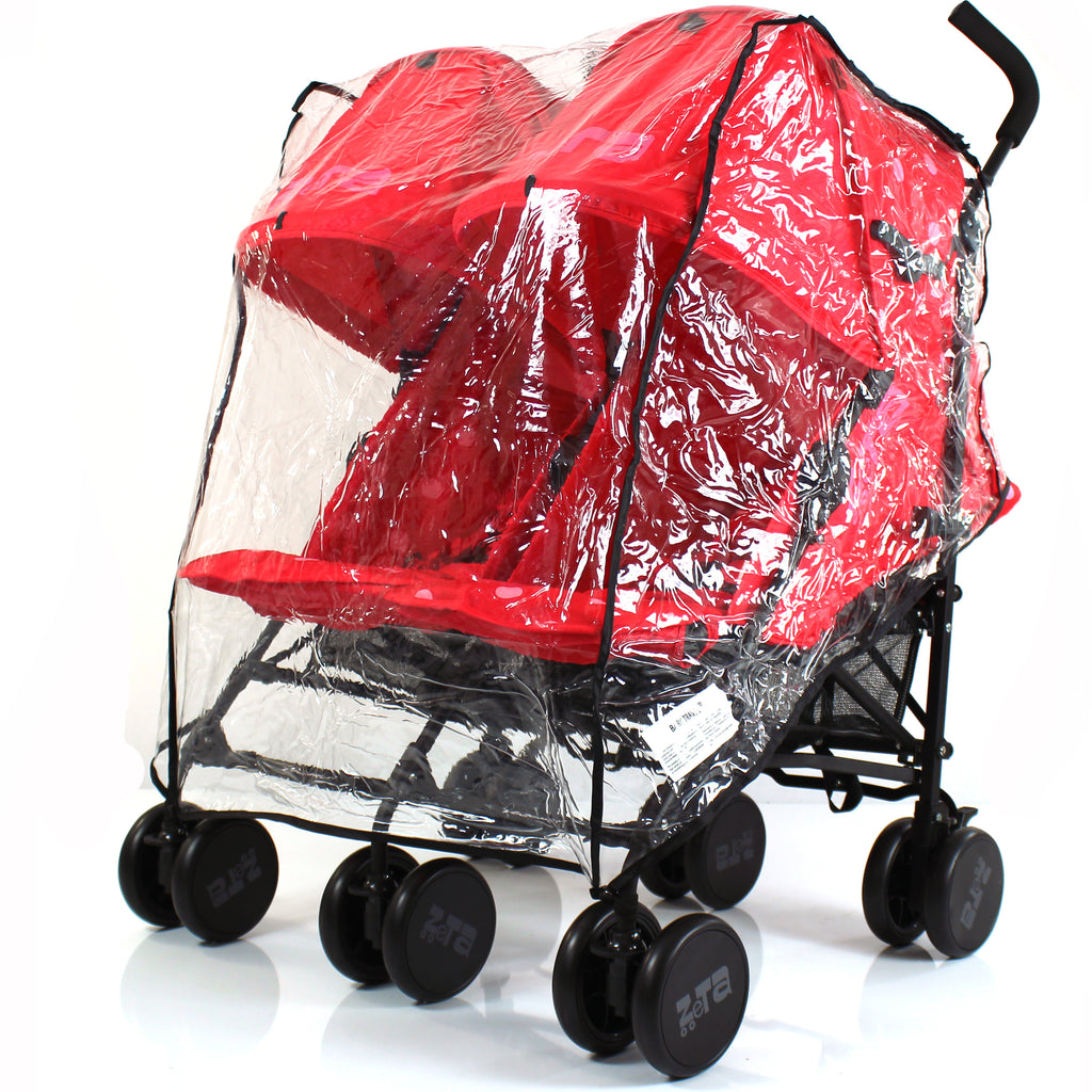 Raincover For Cosatto Lunar Twin - Baby Travel UK  - 1