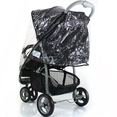 Universal Raincover For Petite Star Zia Buggy Top Quality New - Baby Travel UK  - 6