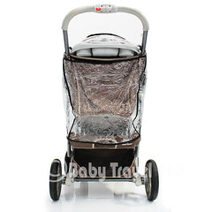 Rain Cover To Fit Graco Oasis Ts & Stroller - Baby Travel UK  - 3