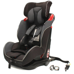 iSafe Isofix Duo Trio Plus Isofix  Top Tether Car Seat Carseat Mocca - Baby Travel UK  - 3