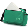 Baby Travel Zeta Changing Bag Plain LEAF Complete With Changing Matt - Baby Travel UK  - 1