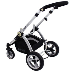 iSafe Baby Pram System 3 in 1 Complete - LiL Friend Design - Baby Travel UK  - 9