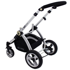 iSafe Baby Pram System 3 in 1 Complete - C&M Designs (Complete) - Baby Travel UK  - 11