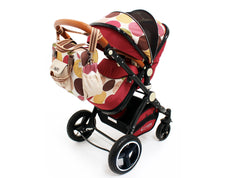 iSafe Baby Pram System 3 in 1 Complete - C&M Designs (Complete) - Baby Travel UK  - 2