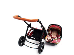 iSafe Baby Pram System 3 in 1 Complete - C&M Designs (Complete) - Baby Travel UK  - 4