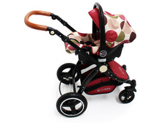 iSafe Baby Pram System 3 in 1 Complete - C&M Designs (Complete) - Baby Travel UK  - 7