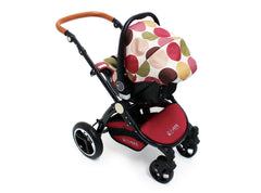iSafe Baby Pram System 3 in 1 Complete - C&M Designs (Complete) - Baby Travel UK  - 8
