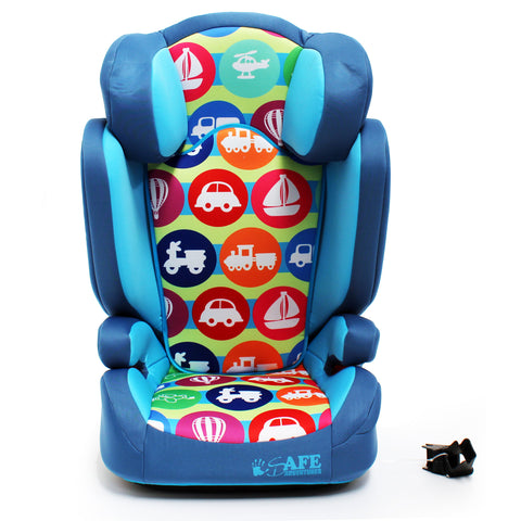 SALE!!! iSafe Carseat Kid Junior Isofix Group 2-3 Adventurer 15-36kg