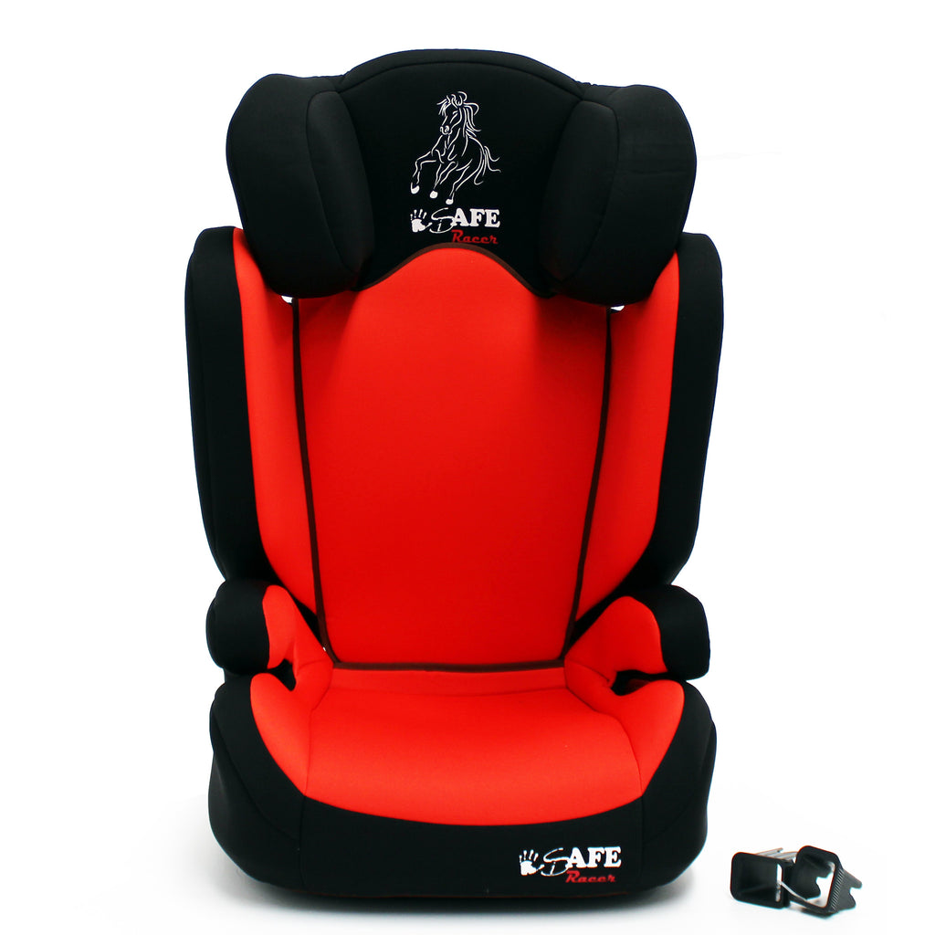 iSafe Carseat Kid Junior Isofix Group 2-3 RACER 15-36kg Baby Child Toddler - Baby Travel UK  - 1