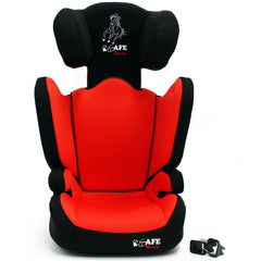 iSafe Carseat Kid Junior Isofix Group 2-3 RACER 15-36kg Baby Child Toddler - Baby Travel UK  - 2