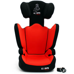 iSafe Carseat Kid Junior Isofix Group 2-3 RACER 15-36kg Baby Child Toddler - Baby Travel UK  - 3