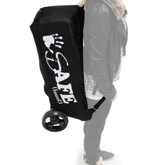 iSafe Stroller Travel Holiday Bag For Visual 3 For 3 Wheeler Stroller - Baby Travel UK  - 2