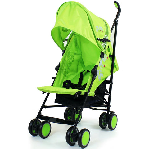 Zeta CiTi Stroller - From Birth Light Weight Buggy (7 Color Range) With Free Rain Cover