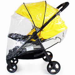 Rain Cover For Mamas & Papas Armadillo Armadillo Flip Xt Raincover Professional Heavy Duty - Baby Travel UK  - 2