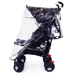 Raincover To Fit Maclaren Techno Xt Scarlett Pushchair - Baby Travel UK  - 1