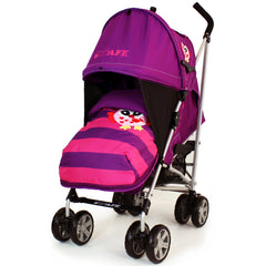 iSafe Buggy Stroller Pushchair Owl & Button Complete Package - Baby Travel UK  - 9
