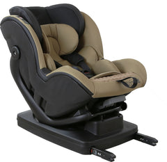 iSafe Aurora iSOFIX Carseat Group 0+1 (Coffee) - Baby Travel UK  - 4