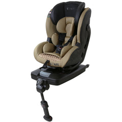 iSafe Aurora iSOFIX Carseat Group 0+1 (Coffee) - Baby Travel UK  - 2