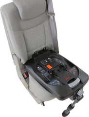 Aurora iSOFIX Carseat Group 0+1 Rossa (Red) - Baby Travel UK  - 14
