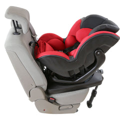 iSafe Aurora iSOFIX Carseat Group 0+1 (Coffee) - Baby Travel UK  - 9