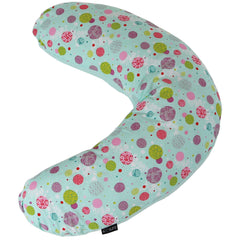 iSafe Pregnancy Maternity And Feeding Pillow Aquarius + Vacuum Storage Bag + Pillow Case - Baby Travel UK  - 2