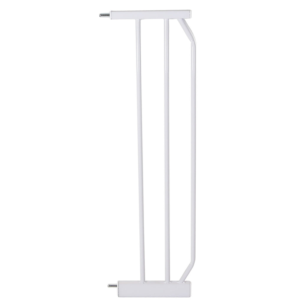 20 cm EXTENSION For iSafe DeLuxe Stair Gate 90° STOP OPEN - Baby Travel UK  - 1