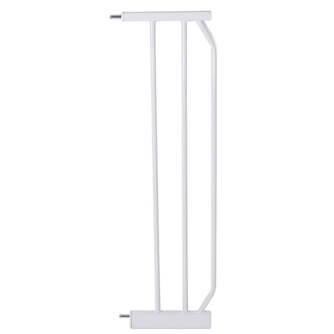 20 cm EXTENSION For iSafe Safety DeLuxe Stair Gate 90° STOP OPEN