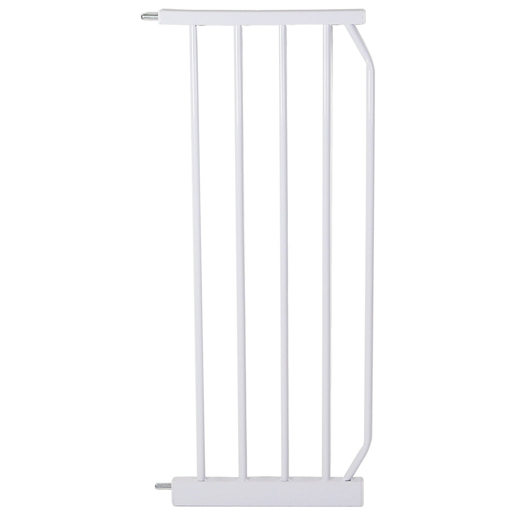 30 cm EXTENSION For iSafe DeLuxe Stair Gate 90° STOP OPEN - Baby Travel UK  - 1