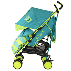 SALE!!! iSafe Stroller - LiL Friend Complete With Footmuff Head Hugger, Raincover