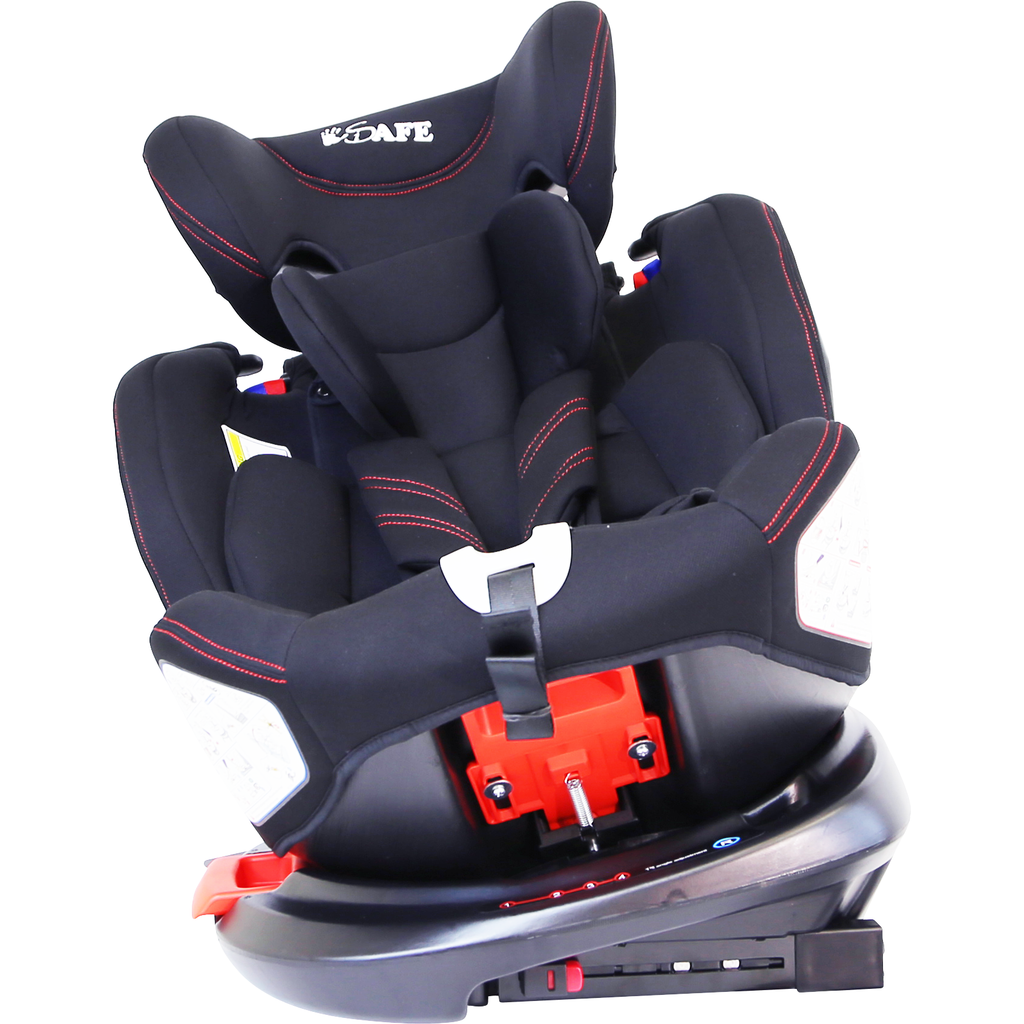 306° Rotating Carseat All Stages Every Stage Carseat Group 0+ 1-2-3