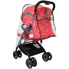 Rain Cover To Fit GB Pockit Plus Compact Lighweight Stroller (Vooom RC)