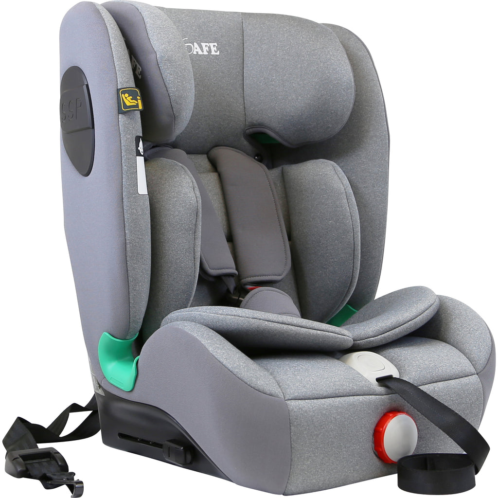 iSize Carseat Grey All Stages
