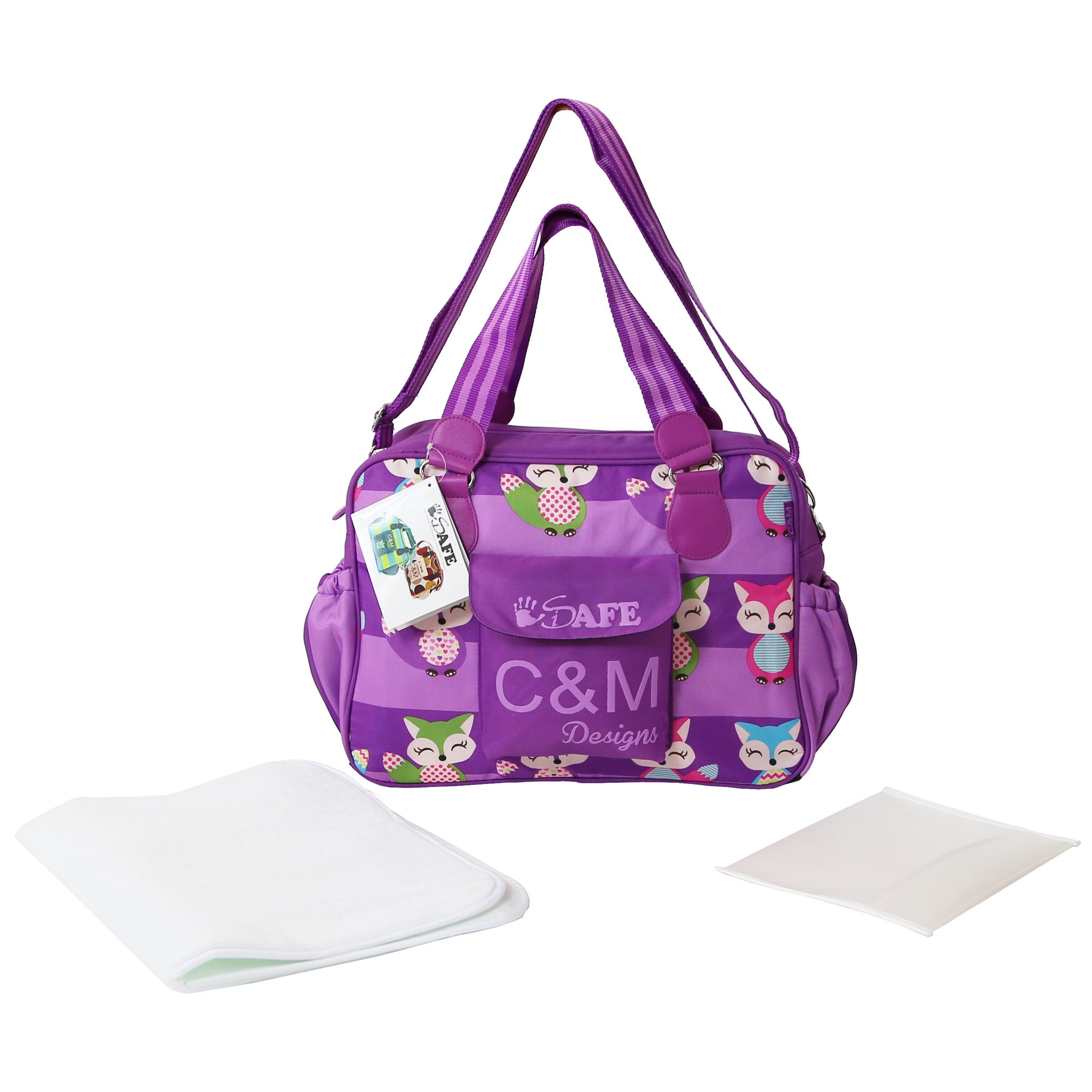amazon extra obersee diaper bag station mat large for dp and travel changing twins com