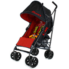 iSafe  - Racer Stroller Buggy Pushchair Complete With Foot Muff And Head Huger - Baby Travel UK  - 2