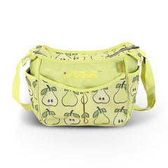iVogue - Pear Luxury Baby Changing Bag Front