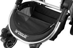 iVogue - Apple Luxury 2in1 Pram Stroller Travel System By iSafe (2017 - 2018) - Baby Travel UK  - 14