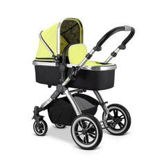 iVogue - Pear Luxury 2in1 Pram Stroller Travel System By iSafe (2017 - 2018) - Baby Travel UK  - 2