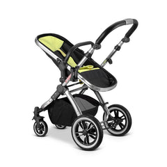 iVogue - Pear Luxury 2in1 Pram Stroller Travel System By iSafe (2017 - 2018) - Baby Travel UK  - 3