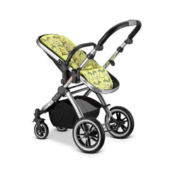 iVogue - Pear Luxury 2in1 Pram Stroller Travel System By iSafe (2017 - 2018) - Baby Travel UK  - 4