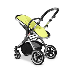iVogue - Pear Luxury 2in1 Pram Stroller Travel System By iSafe (2017 - 2018) - Baby Travel UK  - 5
