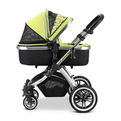 iVogue - Pear Luxury 2in1 Pram Stroller Travel System By iSafe (2017 - 2018) - Baby Travel UK  - 8
