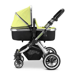 iVogue - Pear Luxury 2in1 Pram Stroller Travel System By iSafe (2017 - 2018) - Baby Travel UK  - 10