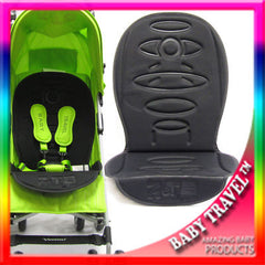 Buggy Liner Pushchair Seat Pad Padded - Baby Travel UK  - 2