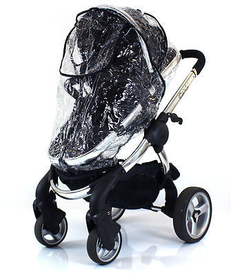 Raincover To Fit Icandy Pear Pushchair & Carrycot Mode