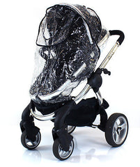 Raincover To Fit Icandy Pear Pushchair & Carrycot Mode - Baby Travel UK  - 1
