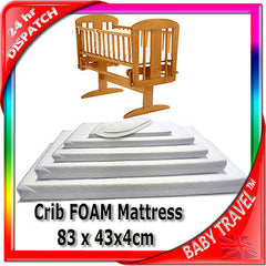 New Baby Travel Mattress Spring Foam For Cot Cotbed Swinging Crib Moses Basket - Baby Travel UK  - 10