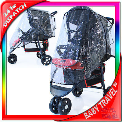 Rain Cover Suitable Baby Gogo 3 Wheeler